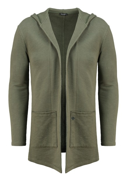 MSW GORDON jacket long olive