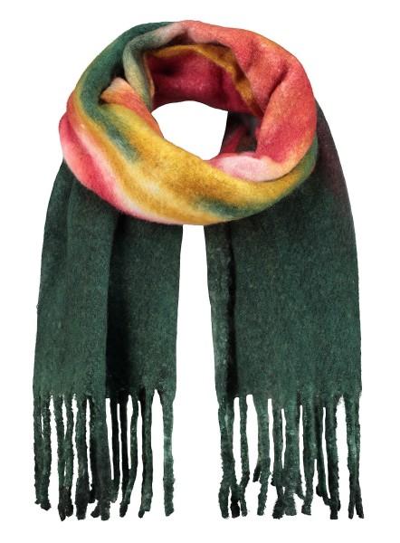 WA BATIK scarf / 4 green