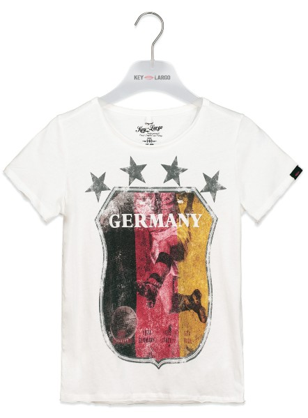 BT GERMAN SUPPORTER round offwhite