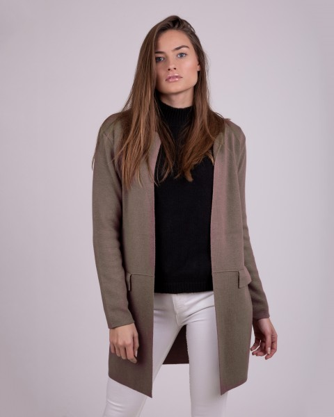 WKN JANE jacket taupe