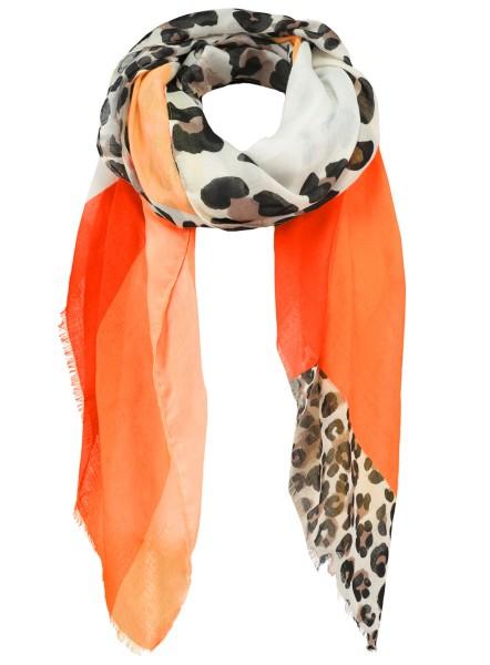 WA BYTE scarf / 4 orange