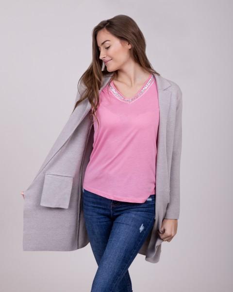 WKN JANE jacket grey mel.