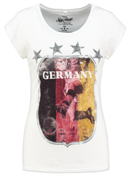 WT GERMANY round offwhite