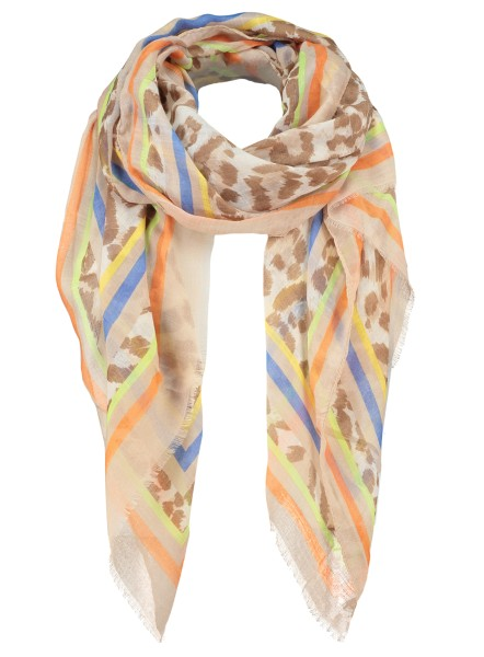 WA KAIRO scarf / 4 beige