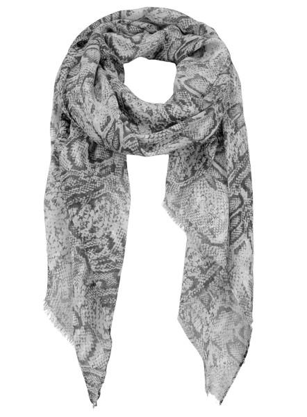 WA PYTHON scarf / 4 silver