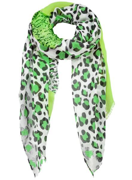 WA TOXIC scarf / 3 green